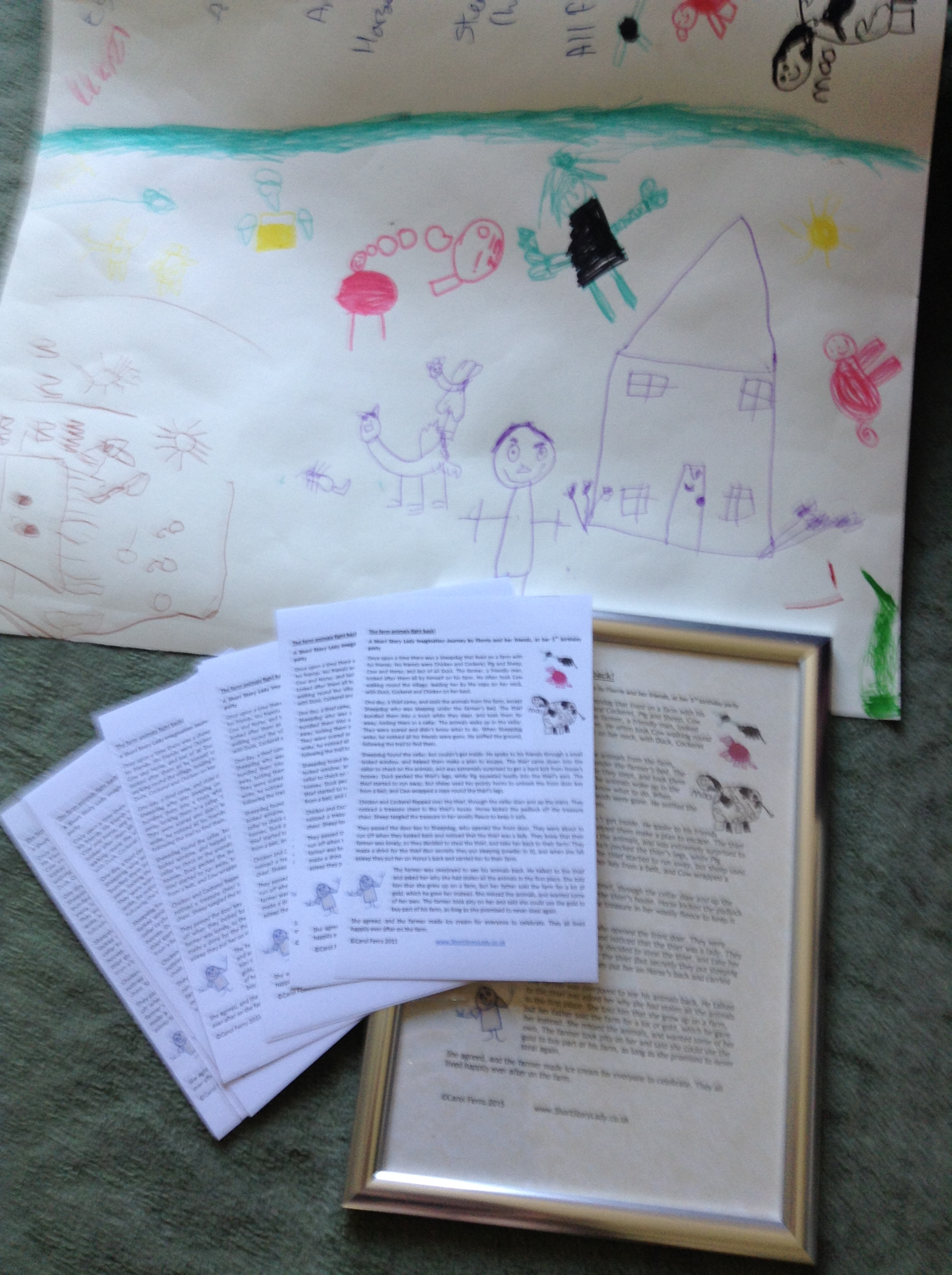 Imagination Journey package