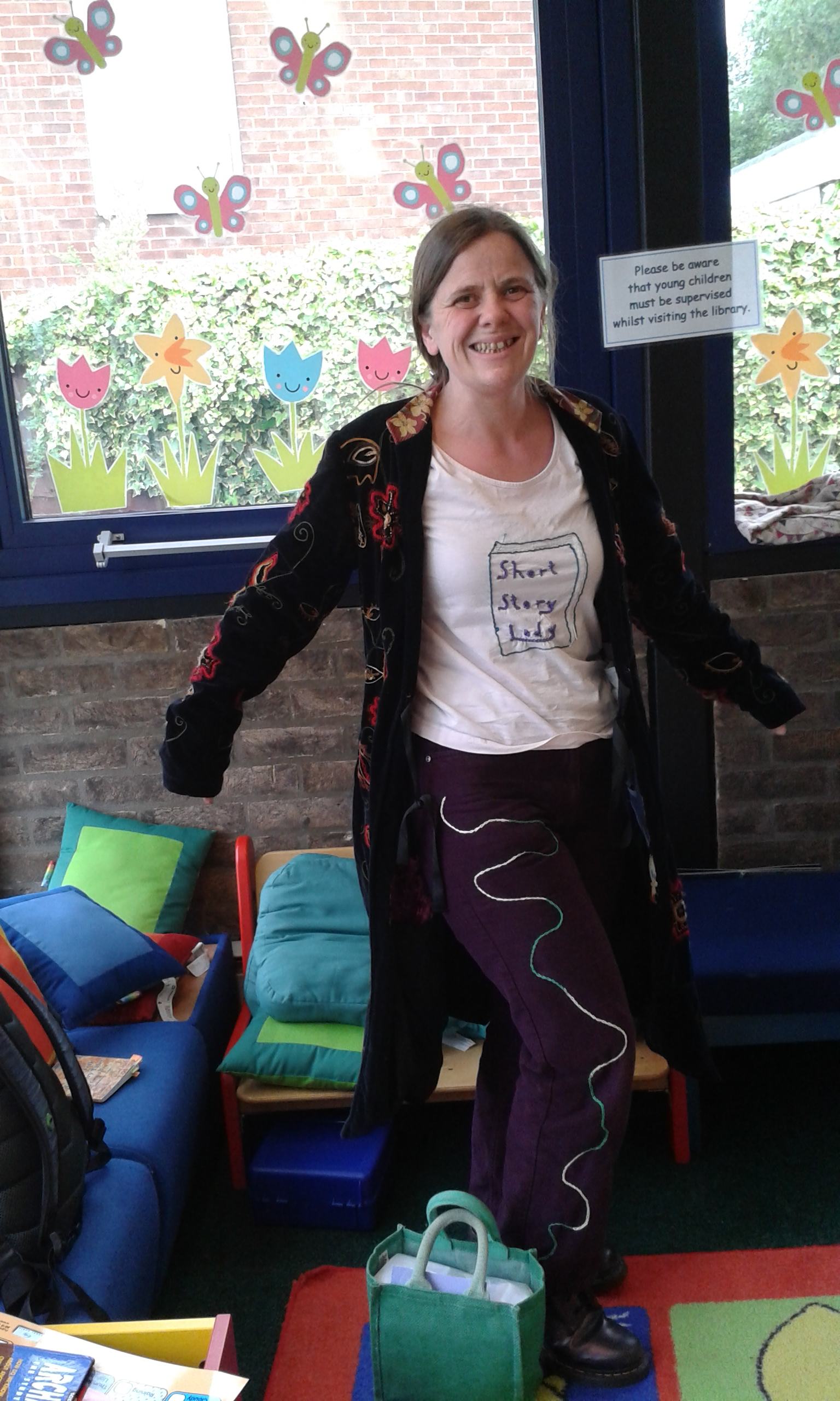Coppice Library storytelling